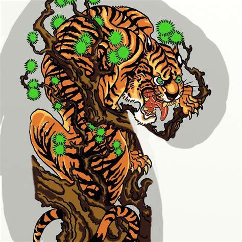 oriental tiger tattoo designs 15 japanese tiger designs images japanese tiger tattoo