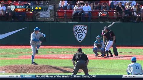 Ucla Vs Cal Stae Mba by Oregon State Baseball Highlights May 11 2014 Vs Ucla
