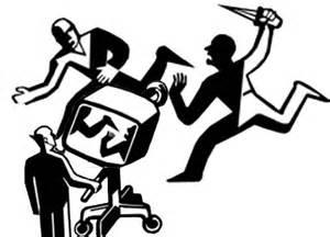 Jobs Abroad by Cartoon The Gramblinite