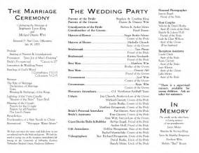 Wedding program inside driverlayer search engine