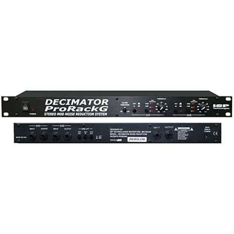 Pro Rack by Isp Decimator Pro Rack G Stereo Mod 171 Helper