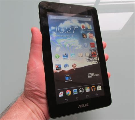 memo pad for android asus memo pad 7 inch 149 android tablet review liliputing