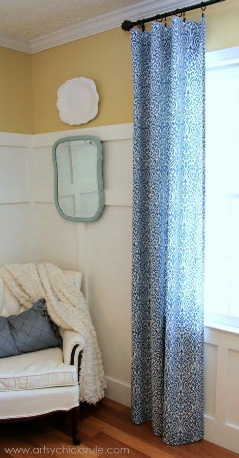 no sew curtains from sheets no sew curtains no sew and curtain panels on pinterest