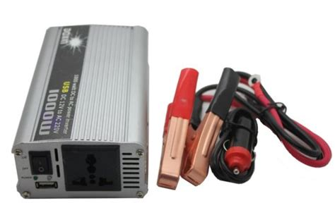 Promo Terbaru Power Inverter 1000w Dc 12v To Ac 220v 1000 Watt sunwin dc 12v to ac 220v power inverter 1000w car converter electronic usb port discount 20