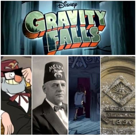 disney illuminati disney s show gravity falls has all of