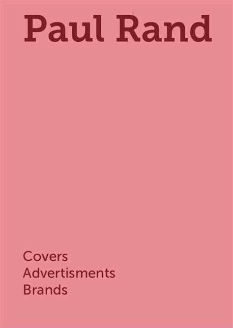 paul rand libro articolo designer