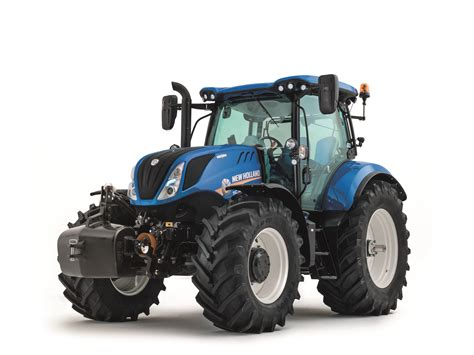 D T Auto Kinder La by La Serie T6 De Tractores Polivalentes De New Holland