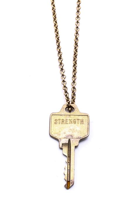 the giving giving key necklace from dallas by