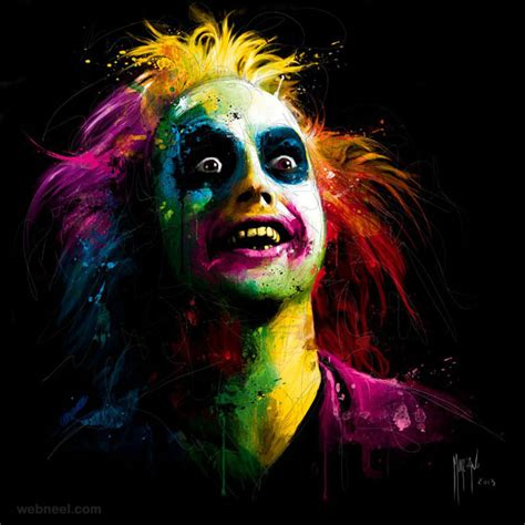 colorful painting 30 mind blowing and colorful paintings by artist patrice murciano