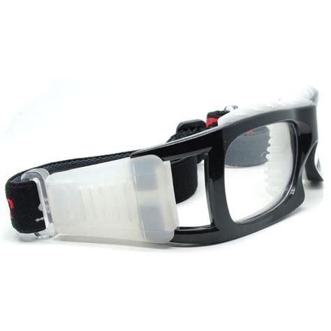 Kacamata Black kacamata tenis sport frame glasses black