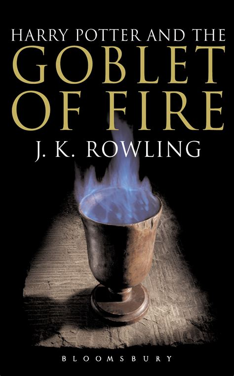 harry potter and the goblet of book report harry potter and the goblet of book 23 of 52