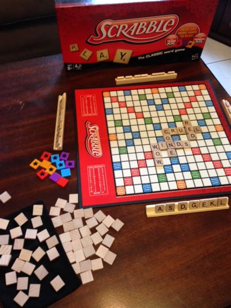 hasbro official scrabble word finder hasbro scrabble review giveaway who said nothing in