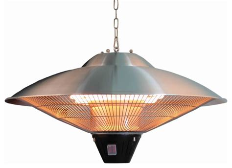 Outdoor Heat Lights Gazebo Electric Hanging Heat L Modern Patio Furniture And Outdoor Furniture By Shop Chimney