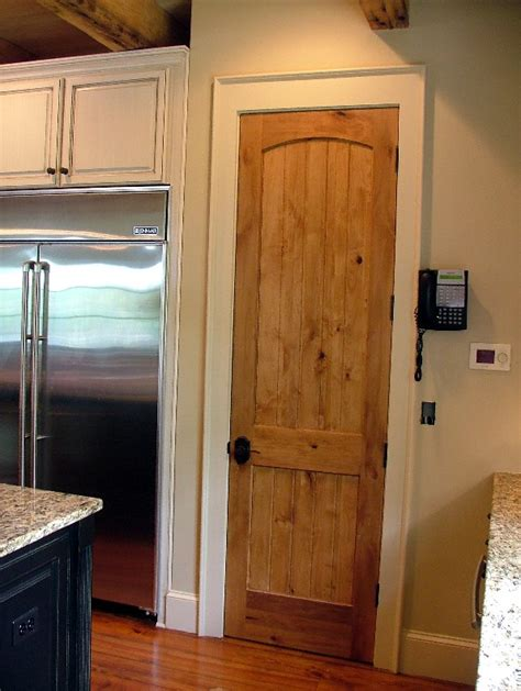 Rustic Interior Door Rustic Doors Rustic Interior Knotty Alder Doors