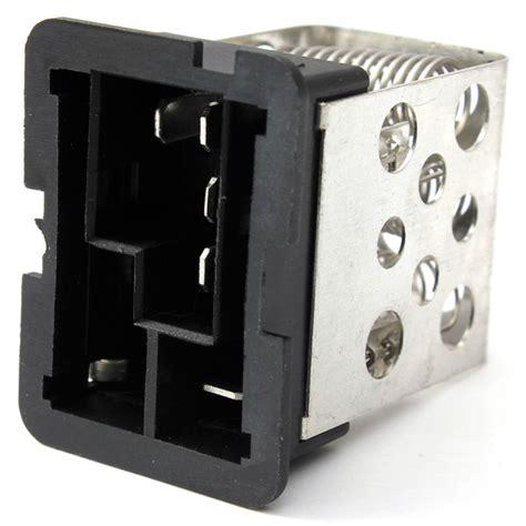 blower motor resistor zafira car heater blower motor fan resistor for vauxhall zafira astra alex nld
