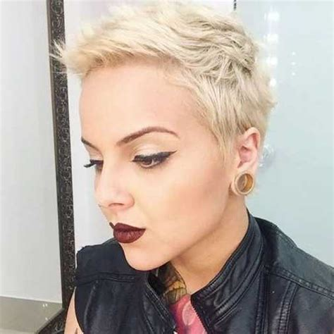 pixie haircuts at jagged edge coolest trends of short hairstyles 2017 hairstylesco