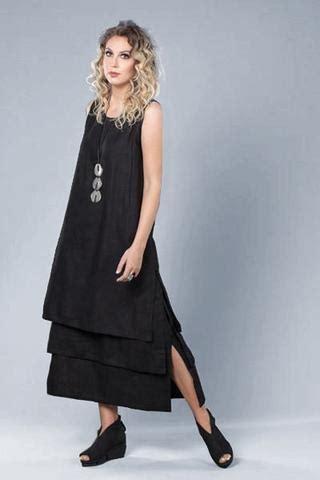 Dress Layer Black Fjjkt 001 dresses sleeveless shonmodern