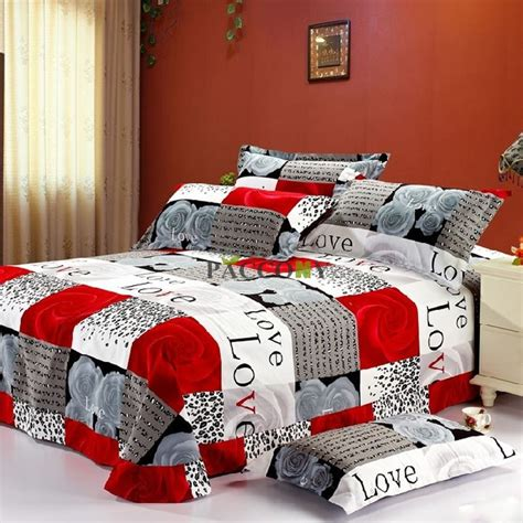red king size comforter set red king size comforter set modern look bedroom design