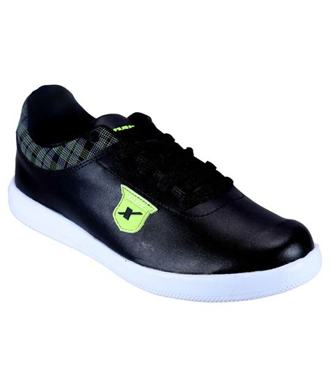 sparx sc0240g black canvas casual shoes available at