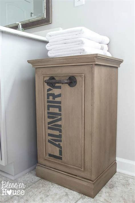 bathroom storage with laundry bin best 25 laundry her ideas on pinterest laundry