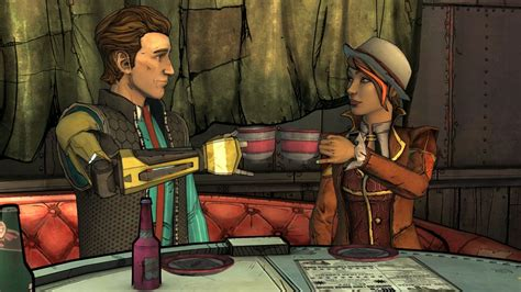 Tales From Borderland Ps4 Second tales from the borderlands getting boxed release on ps4 ps3 push square