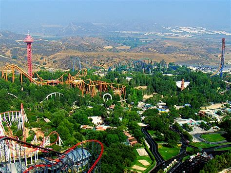 Amusement Park top 10 amusement parks fans favorite theme parks