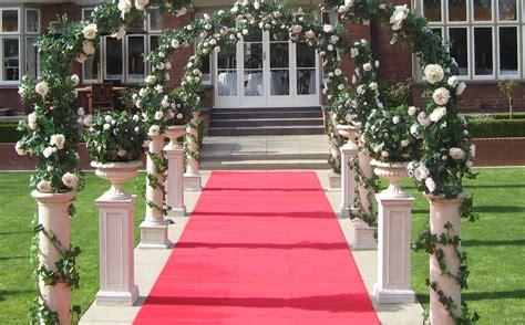red carpet hire wedding red carprts