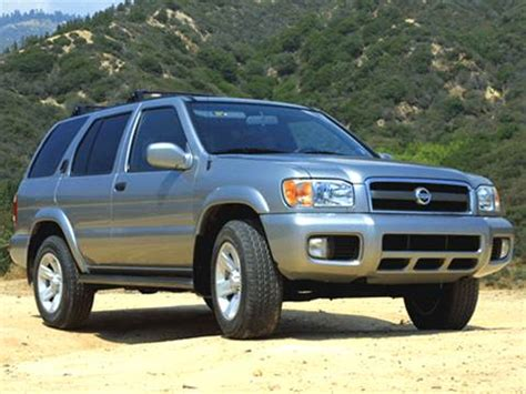 2003 nissan pathfinder pricing ratings reviews kelley blue book