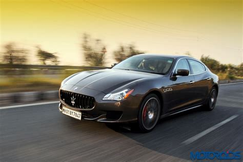 maserati delhi maserati quattroporte gts india review impish angel