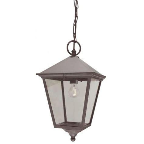 Elstead Turin Grande Tg8 Chain Lantern Norlys Art 493a Outdoor Lighting Centre