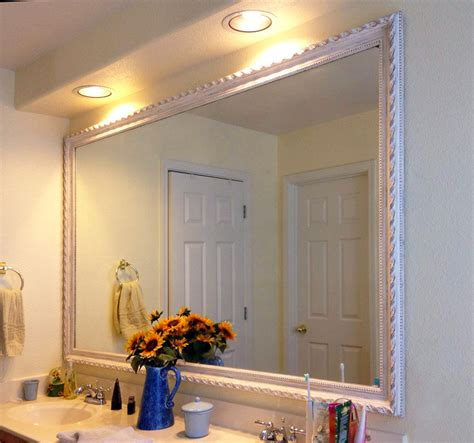 framed bathroom mirrors ideas 12 ideas of framed bathroom mirrors interior design