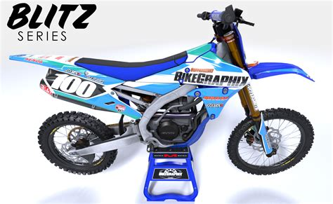 motocross bike graphics yamaha blitz semi custom motocross graphics bikegraphix