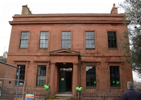 barrie house dumfries possibly to see jm barrie play after nearly 140