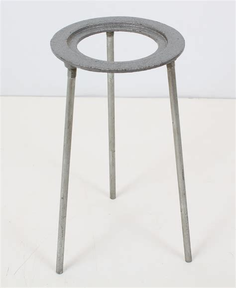 Uses Of Iron Stand And Ring by Cast Iron 5 Quot Laboratory Tripod Ring Stand Ebay