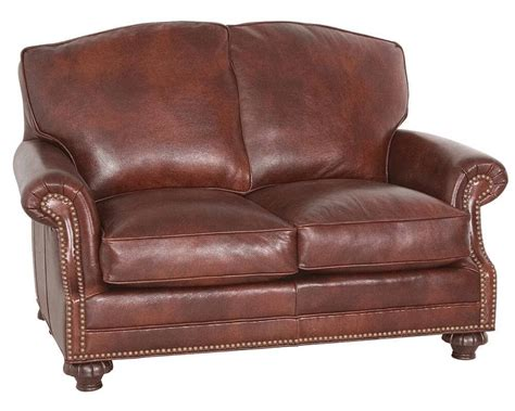 recliners made in america leather loveseat made usa classic leather whitley loveseat 862
