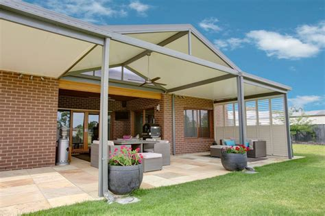 gable patio designs combination roof patios factory direct