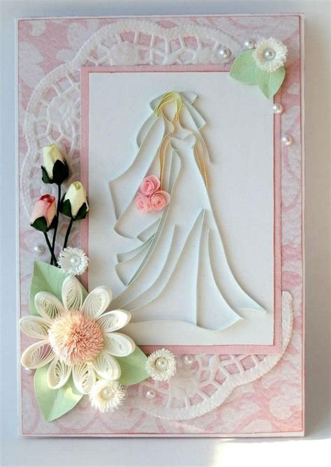 Handmade Paper Wedding Cards - 246 best wedding cards things that pertain to a wedding