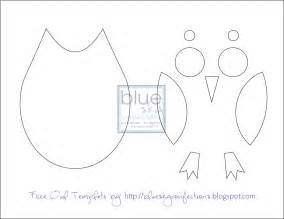Owl Template by If You Can Stitch Or If You Ve Got A Sewing Machine