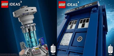 Lego 21304 Doctor Who lego 21304 doctor who teasing pictures i brick city