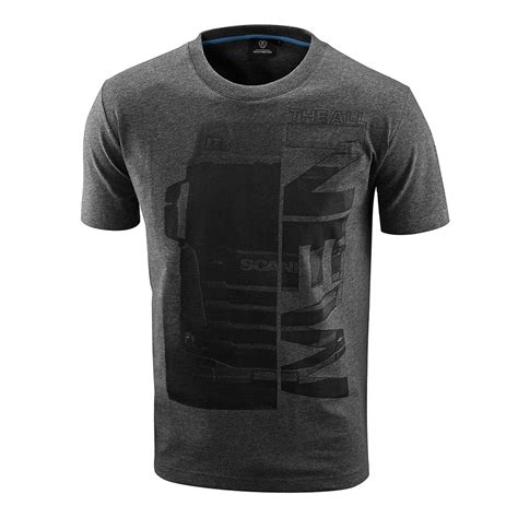 Kaosbajut Shirt Scania New eu scania webshop the all new t shirt