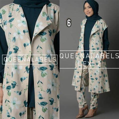 Setelan 4pcs vol 2 fashion butiq