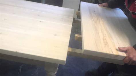 prolunghe per tavoli tavolo finito con prolunghe