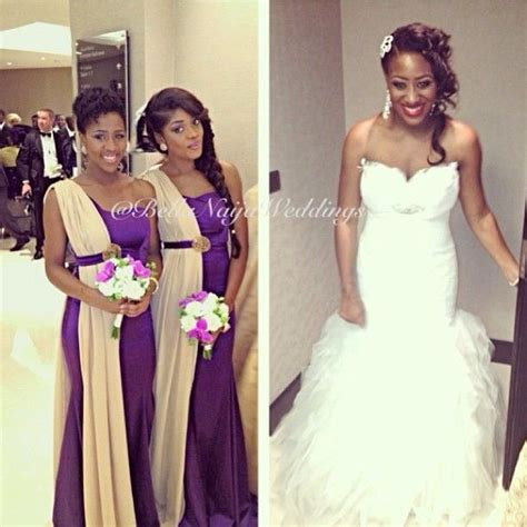 brides maid on yellow from bellanaija 60 best images about beautiful bridesmaid dresses ideas