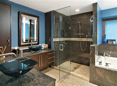29 best blue brown bathroom images on bathroom