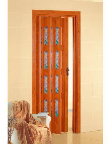porte soffietto pvc porta a soffietto in pvc pastello e vetri colorati