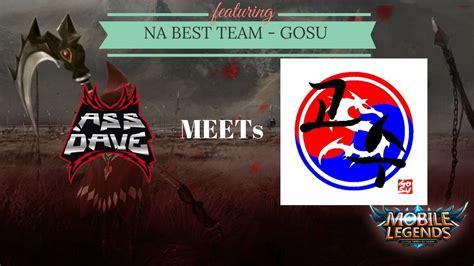 meet gosu mobile legends exclusive interview  usa top