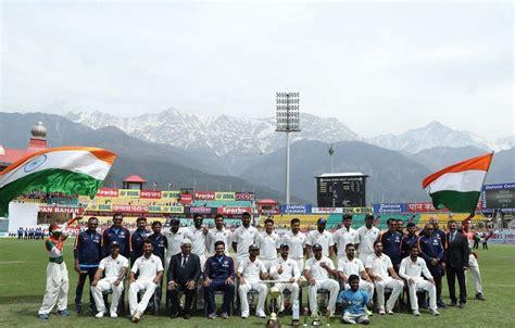 lndia vs australia india vs australia test series results february march 2017