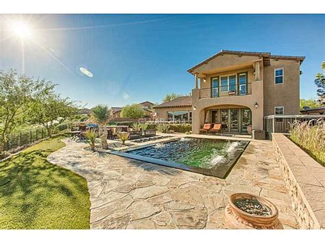 Awesome Lake Las Vegas Luxury Pool Home In Tremezzo Luxury Homes Henderson Nv