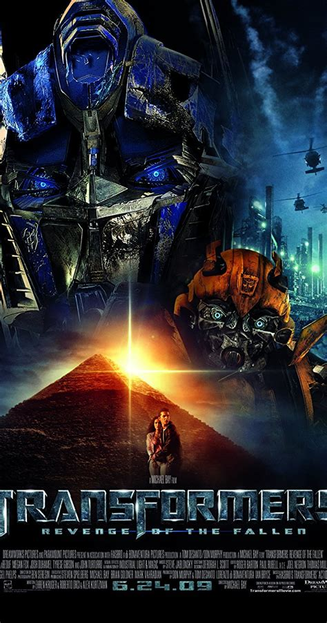 nonton film fallen transformers revenge of the fallen 2009 imdb