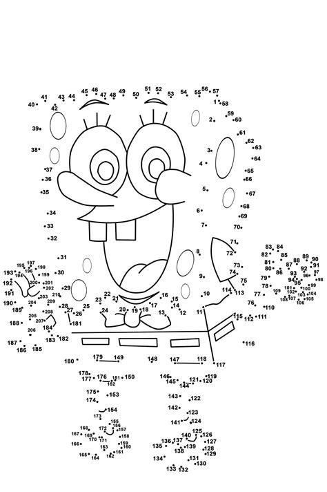 dot to dot printables worksheets printable